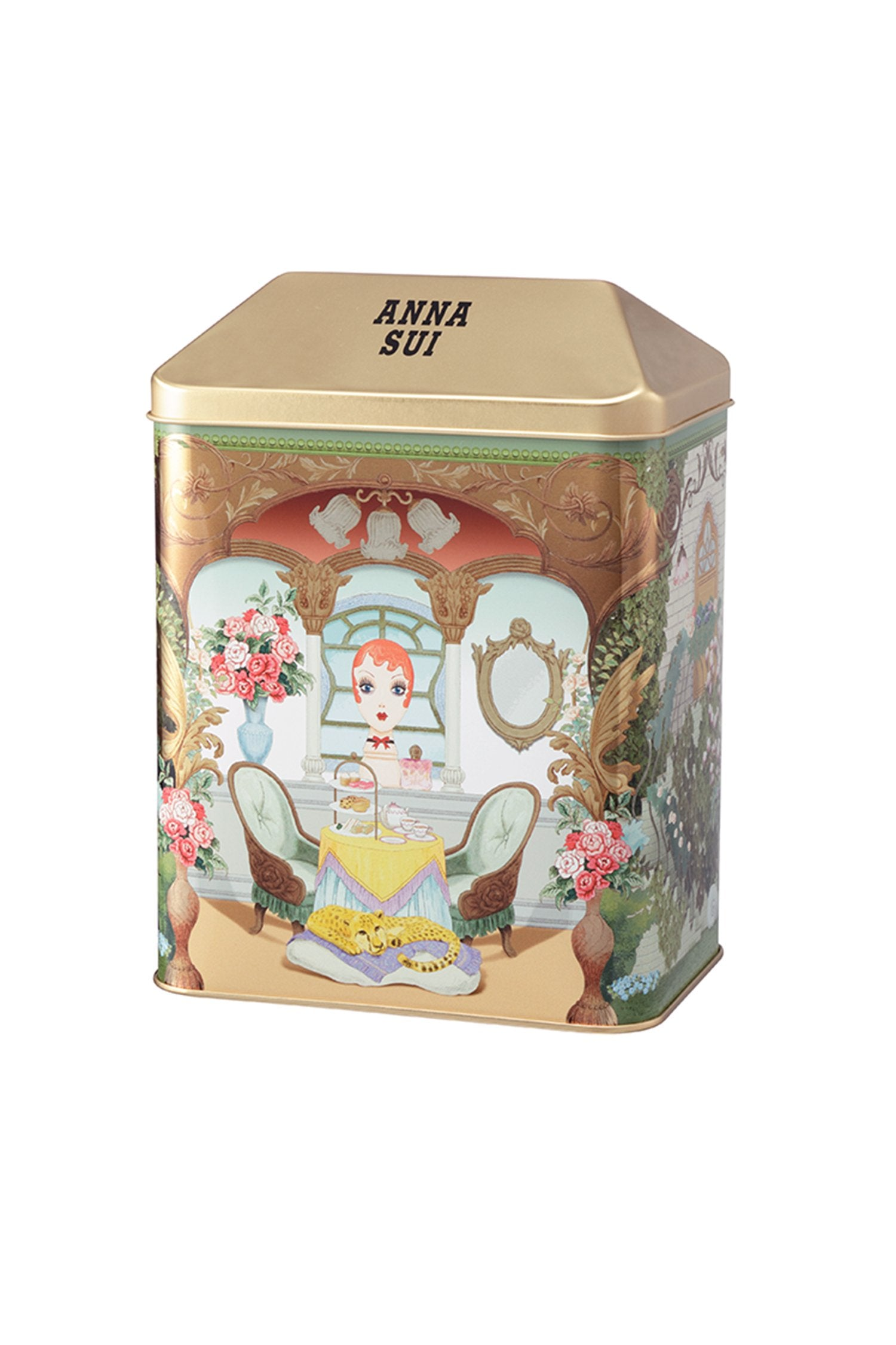 New: Dolly Head Makeup Coffret Set