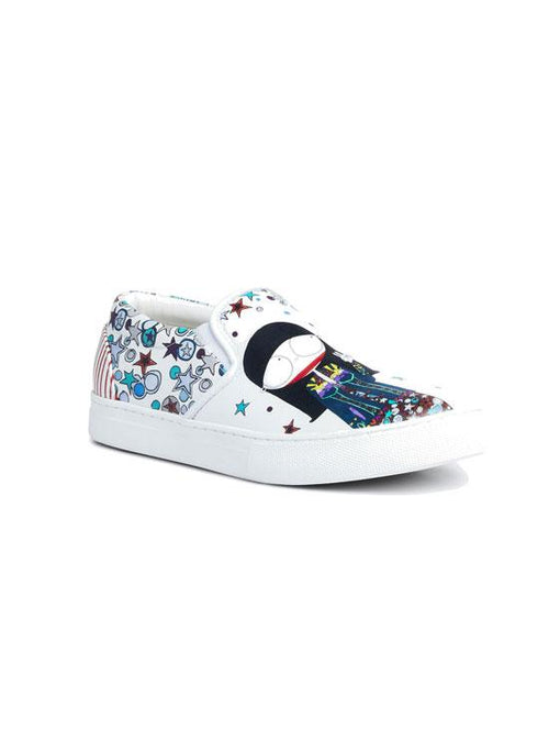 Marc & Anna Slip On Sneaker - Anna Sui