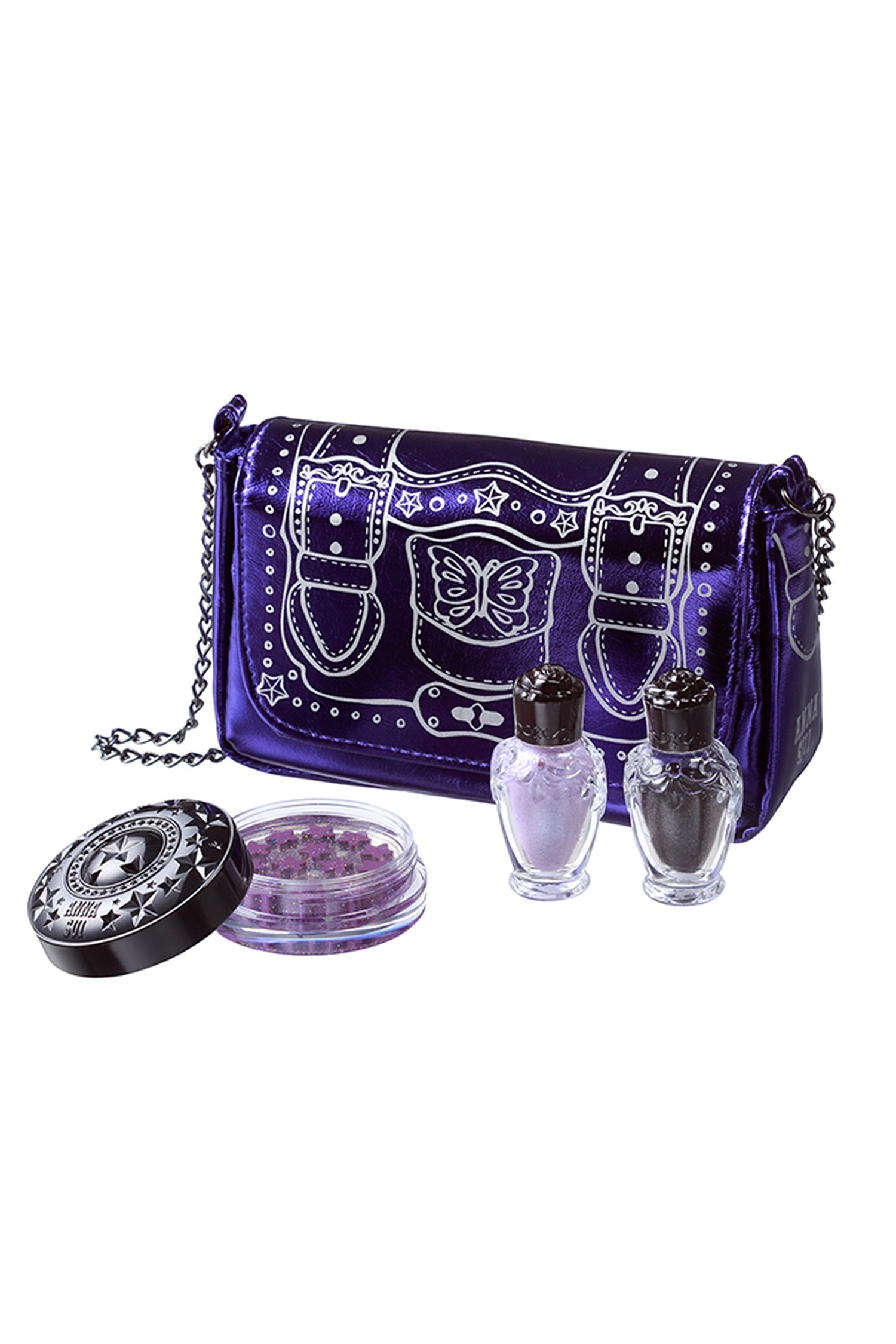 New: Stardust Makeup Pouch Set