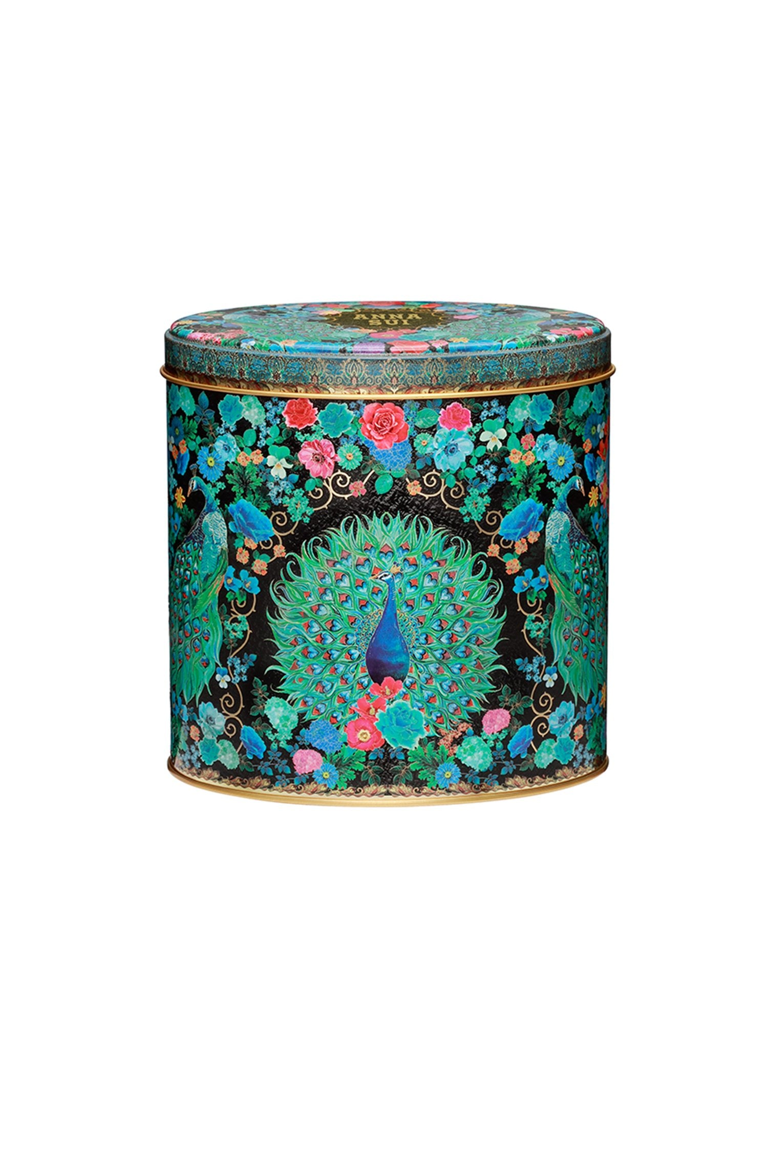 Peacock Beauty Box - Anna Sui