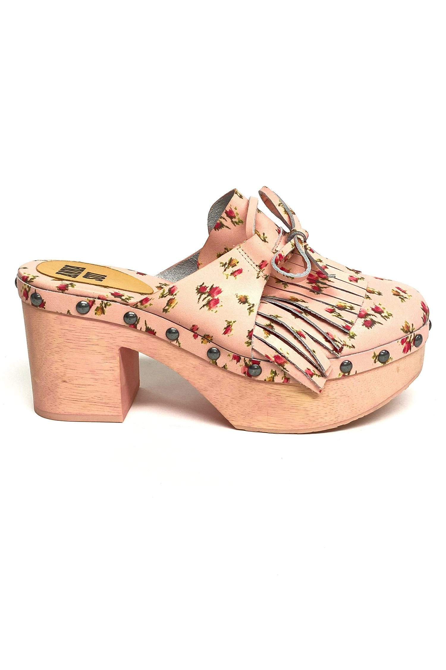 Ashley Clog - Anna Sui