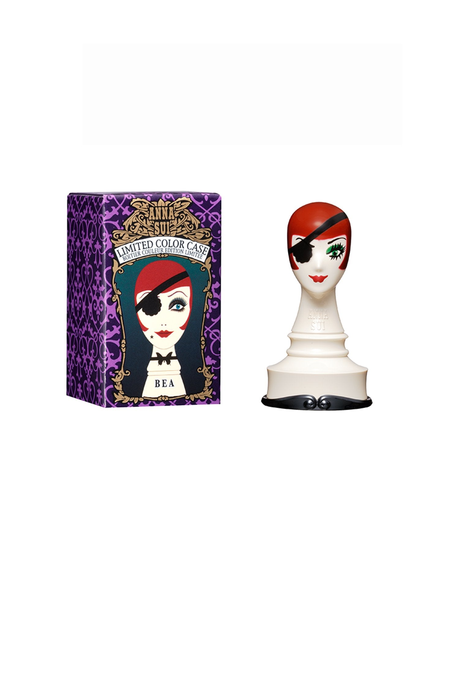 Limited Edition Dolly Head Color Case - Anna Sui