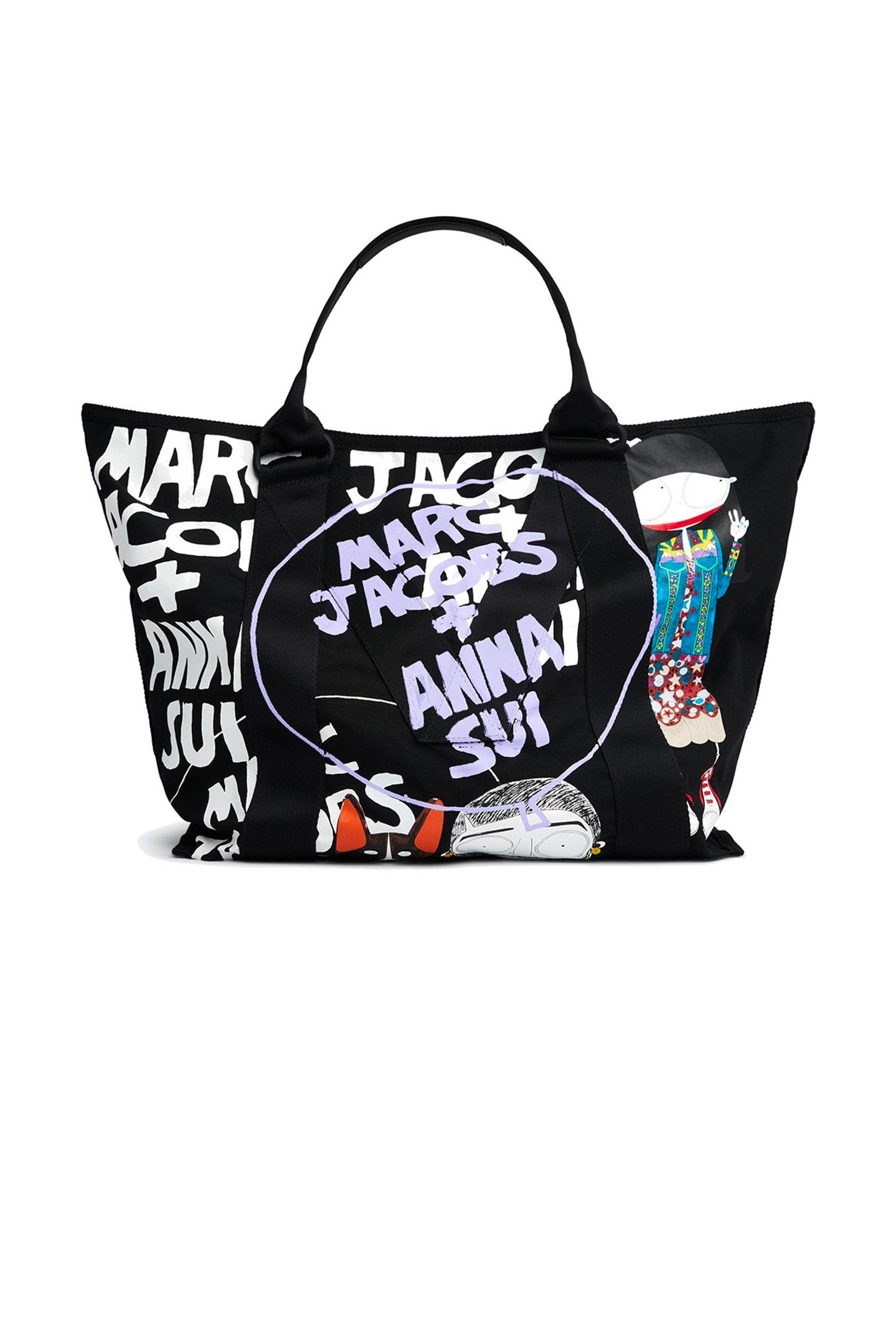 Marc & Anna Large Tote - Anna Sui