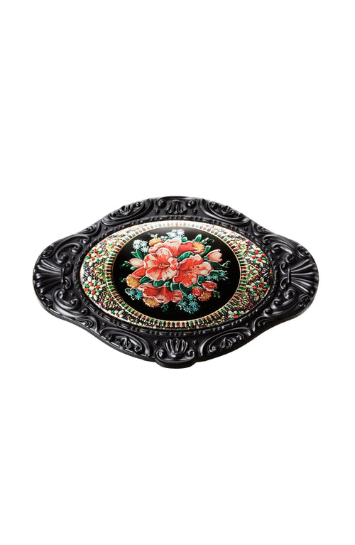 Painted Floral Makeup Palette <br> (Case Only) </br> - Anna Sui