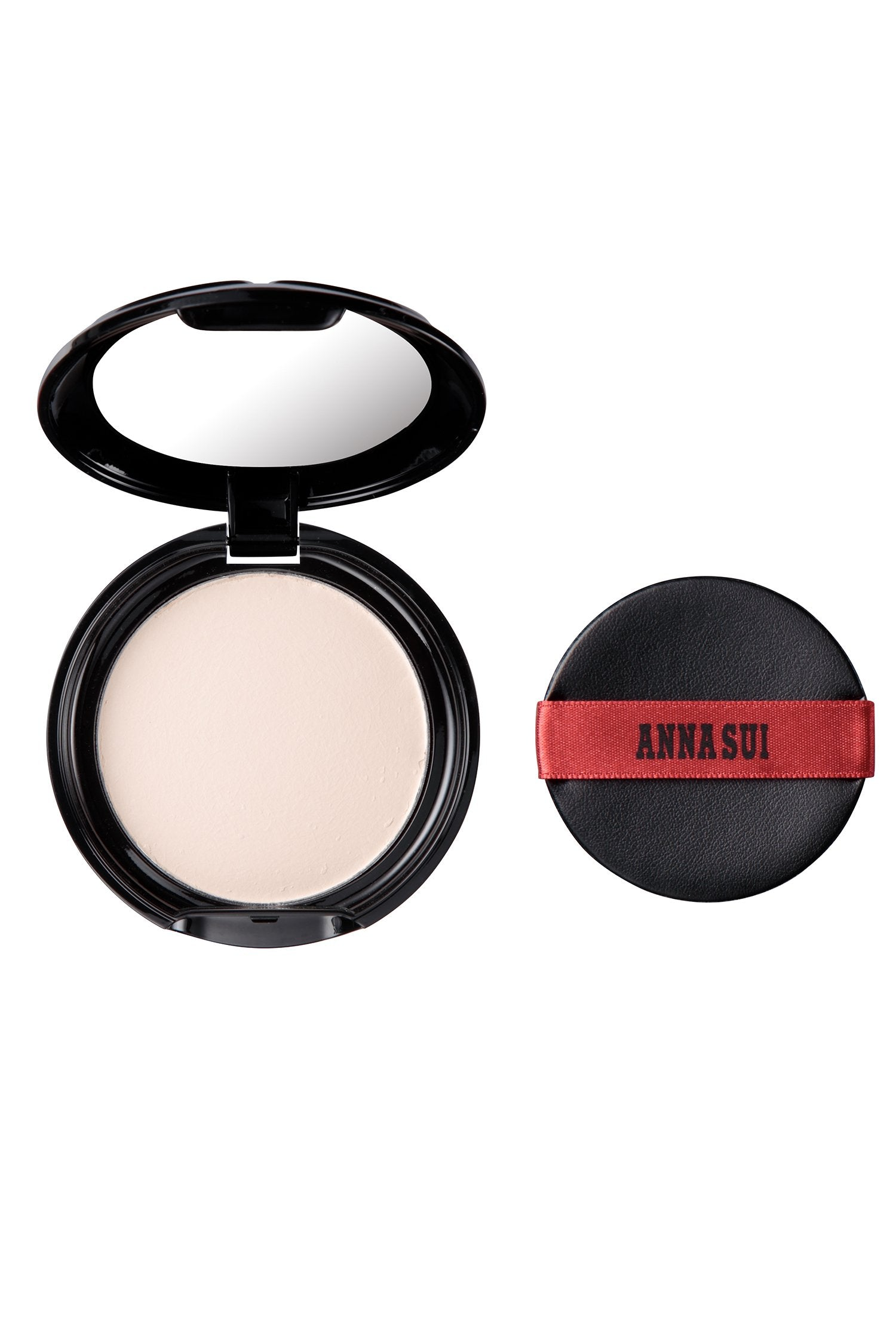 New: Sui Black Pressed Powder - Anna Sui