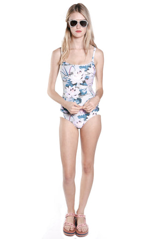 Firework Garden Two-Piece Swimsuit