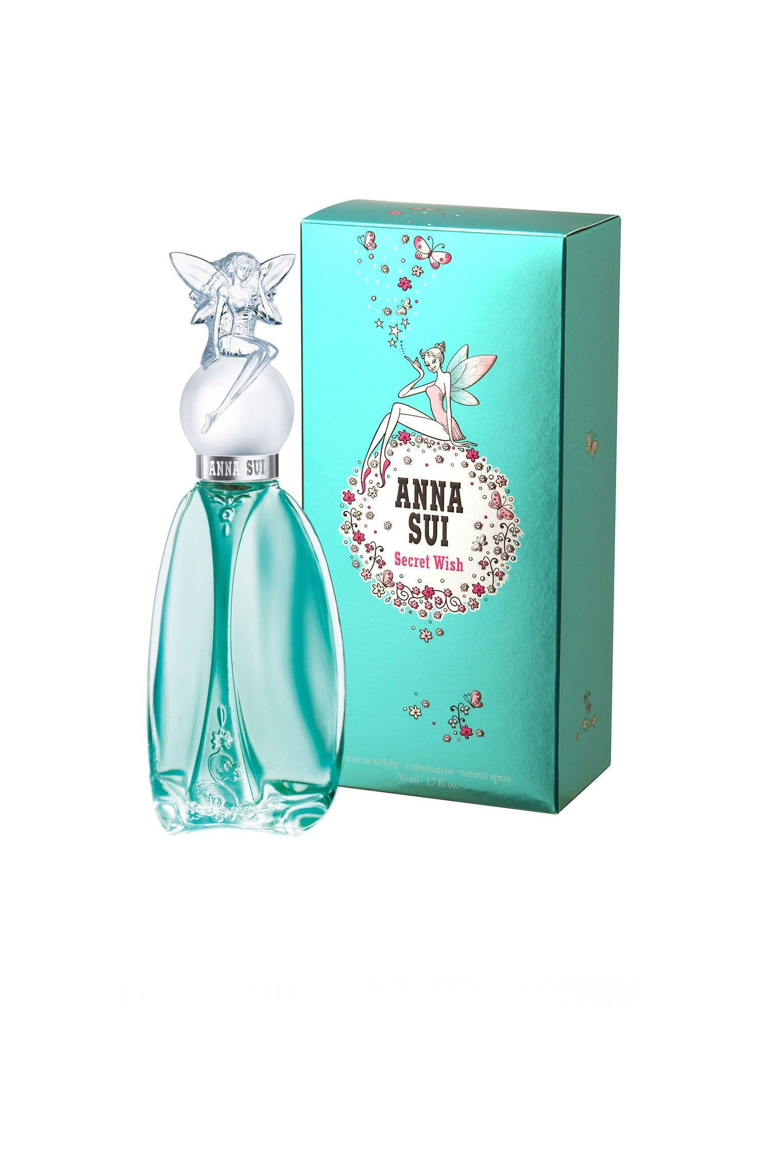 Secret Wish<br>Eau de Toilette - Anna Sui