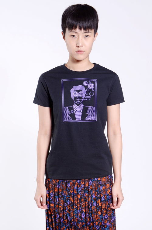 Invitation T-Shirt - Anna Sui