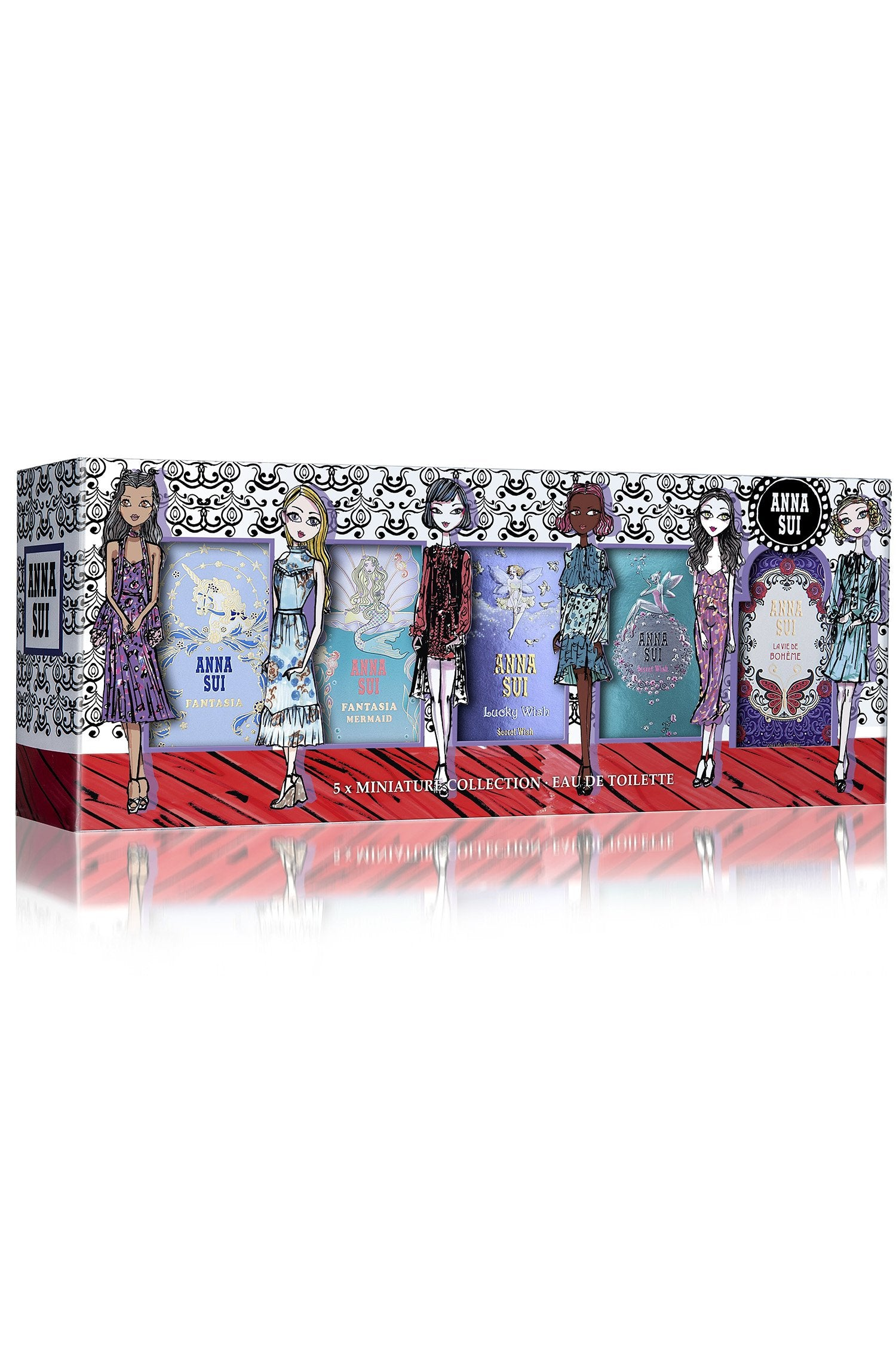 Traditional Mini Fragrance Set - Anna Sui