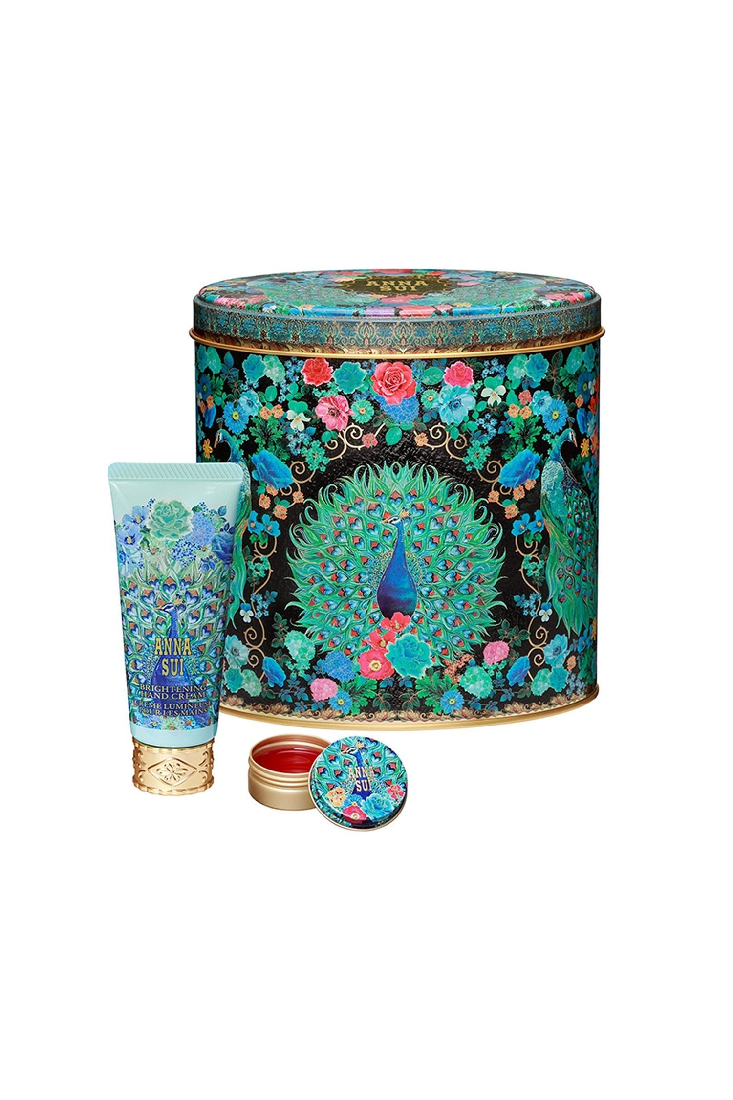 New: Peacock Beauty Box