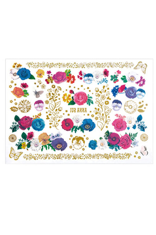 Nail & Body Tattoo Stickers - Anna Sui