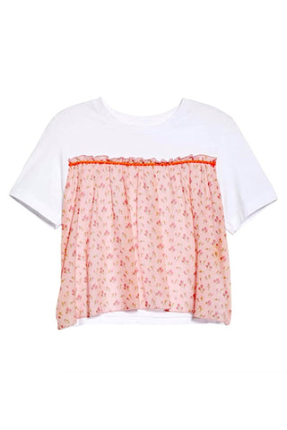 Tissue Lame Top