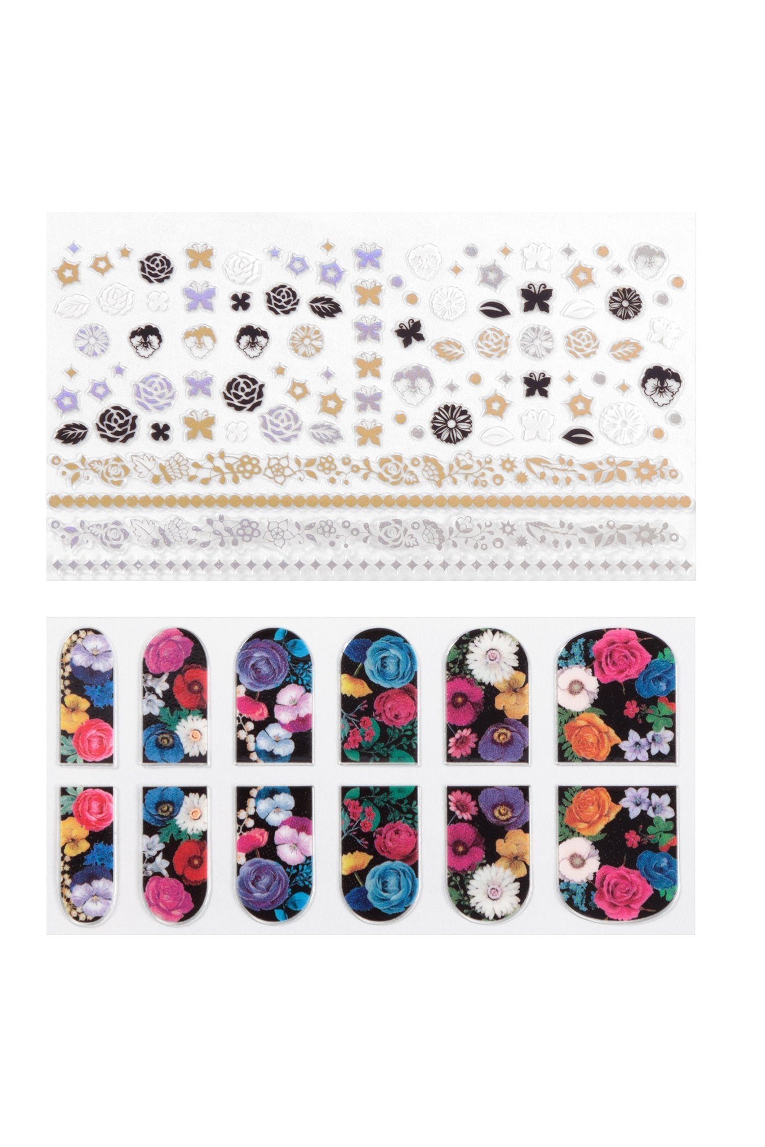Classic Nail & Body Stickers - Anna Sui