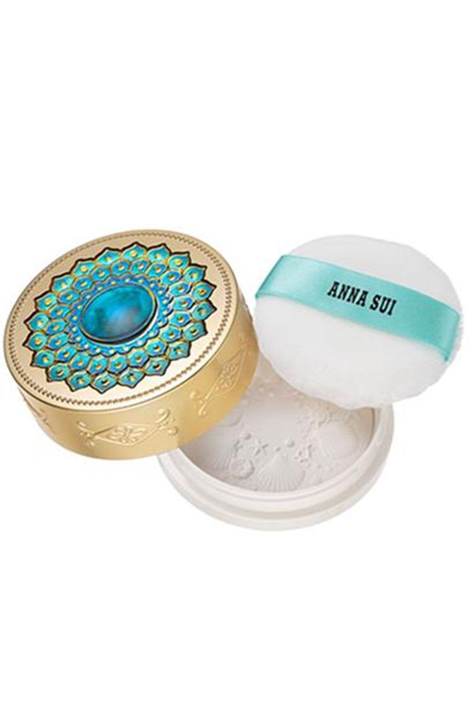 Brightening Face Powder Case (Large) - Anna Sui