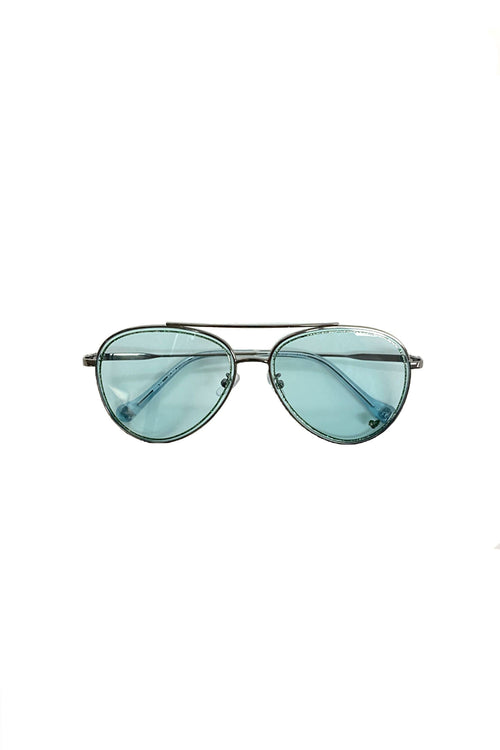 THE AVIATOR - Aqua Glitter - Anna Sui