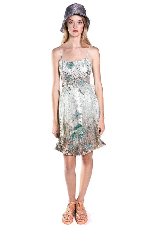 f34f0767fdcb Jewel of the Sea Sparkle Dress - Anna Sui