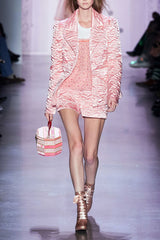 Quilted Butterflies Shorts - Anna Sui