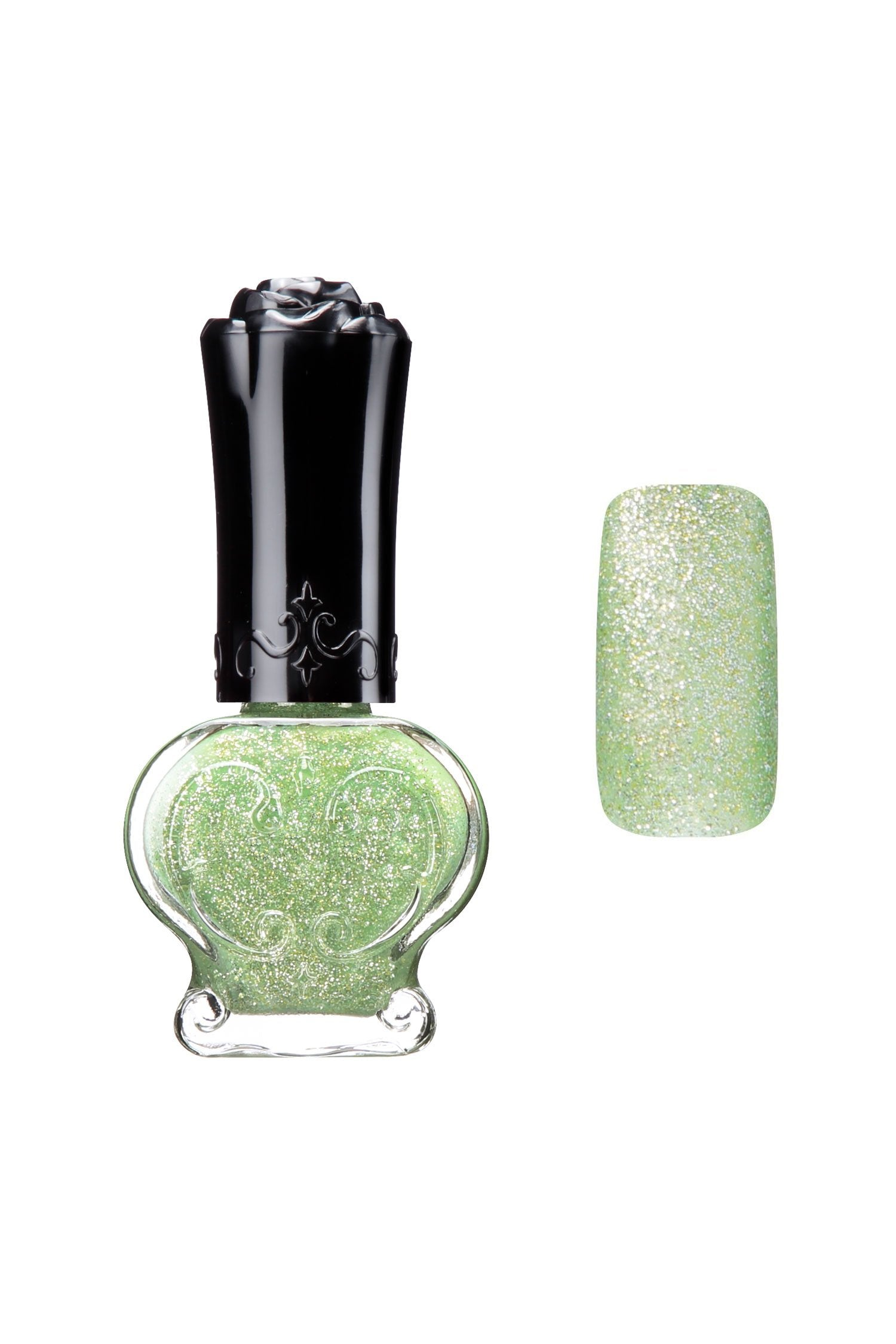 Limited Edition Love Glitter Nail Polish - Anna Sui
