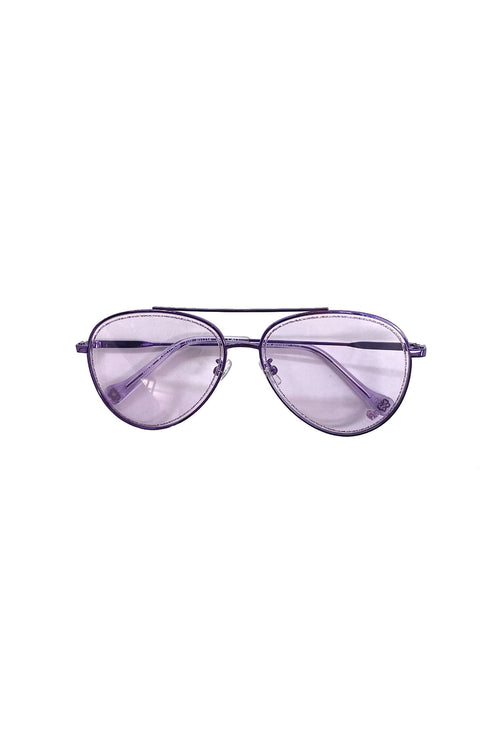 THE AVIATOR - Purple Glitter - Anna Sui