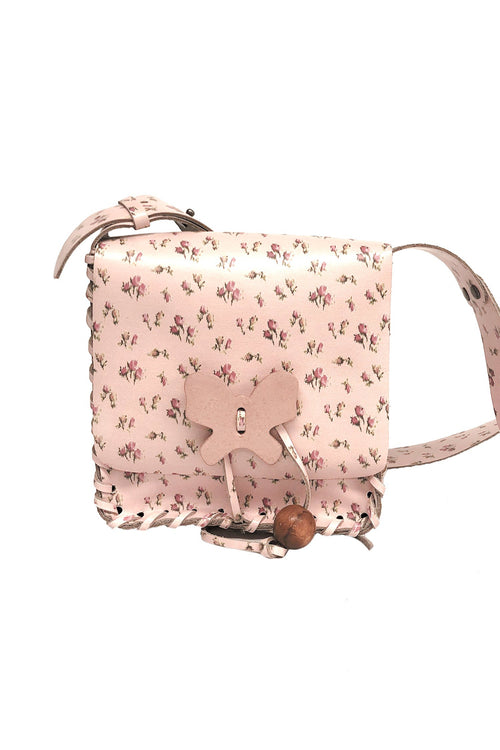 Lauren Crossbody <br> Rosebud Leather - Anna Sui