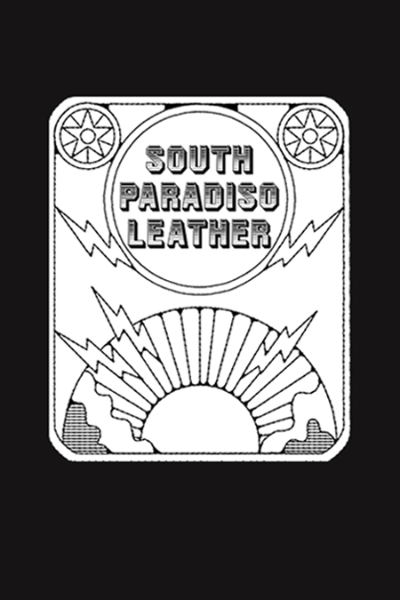 SOUTH PARADISO LEATHER <br>TCB Wallet