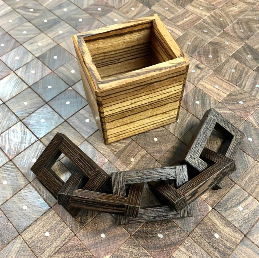 Interlocking Puzzles