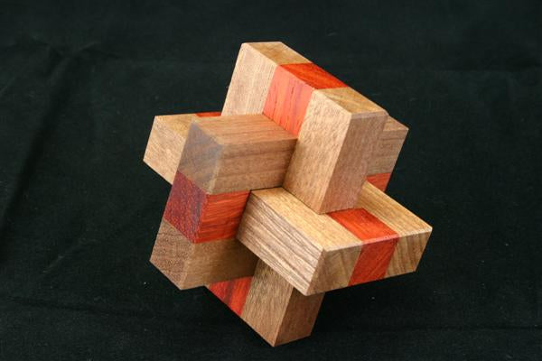 Metal puzzles for adults, 3D puzzles, and physical brain teasers by CubicDissection.