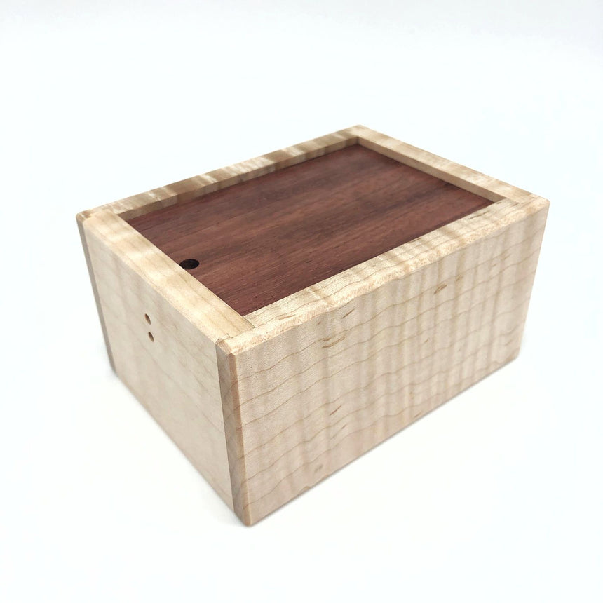 Escalating Puzzle Box (Purpleheart)