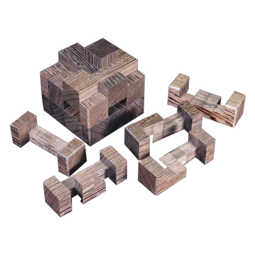 Building Block - Interlocking Puzzle