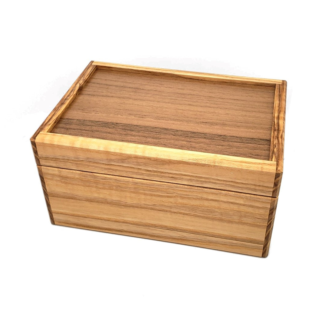 Penultimate Burr Box Set [Cherry/Curly Ash Box]