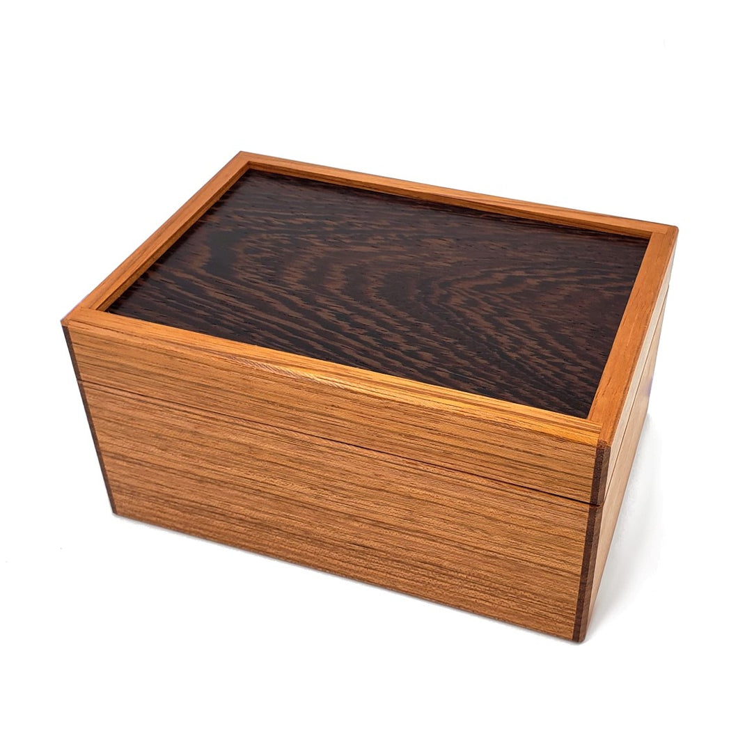 Penultimate Burr Box Set [Ebony/Jatoba]