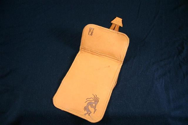 Trickster Puzzle Pouch