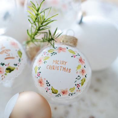 Christmas Ornament | Merry Christmas