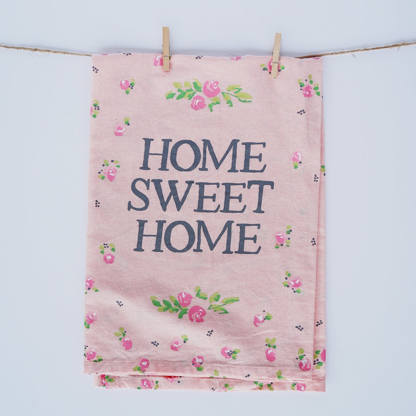 Dishtowel | Home sweet home