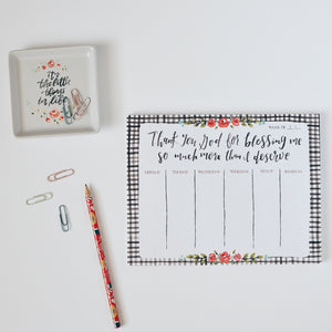 Pretty stationary and office supplies
