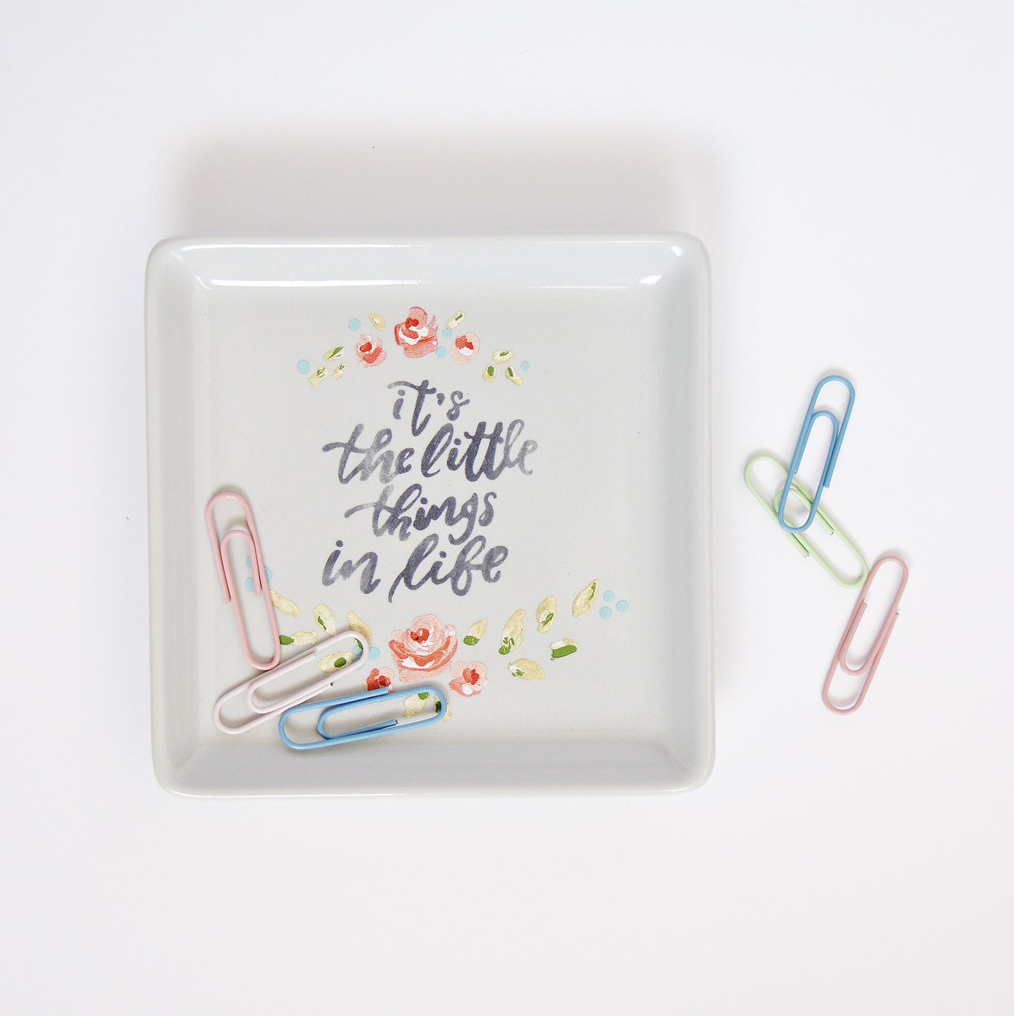 Trinket tray | it's the little things