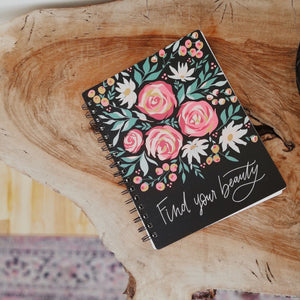 Botanical | Floral Notebook