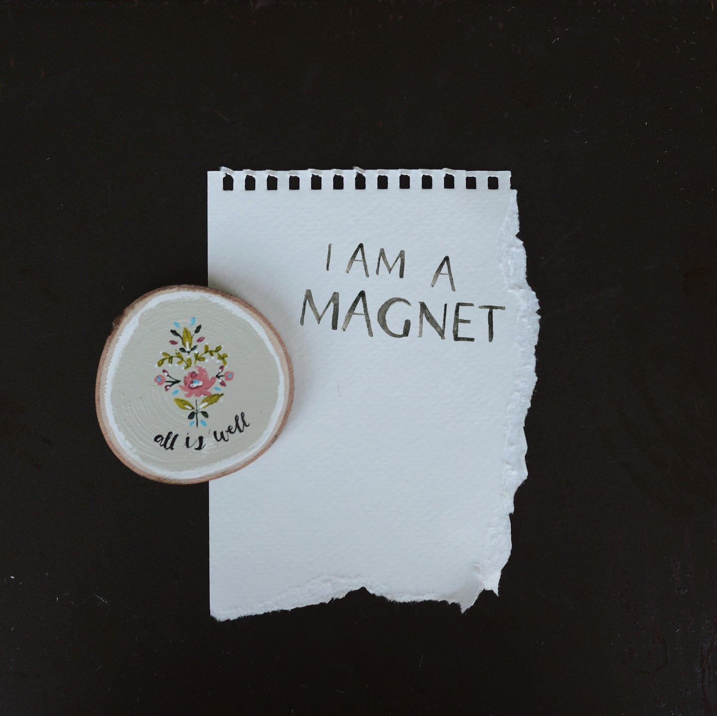 Magnet | All is well
