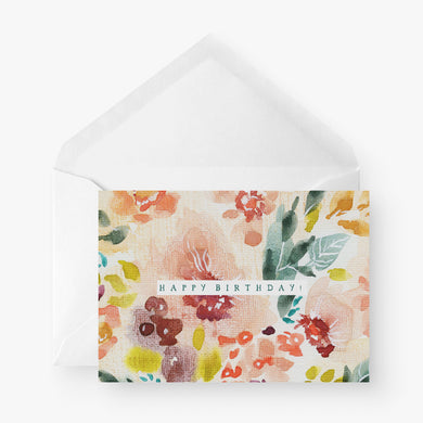 Greeting Card | Happy Birthday