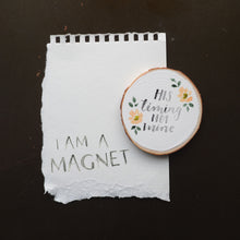 Magnet | His timing