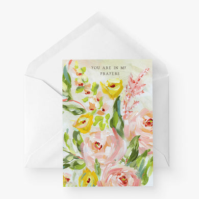 Greeting Card | Prayers
