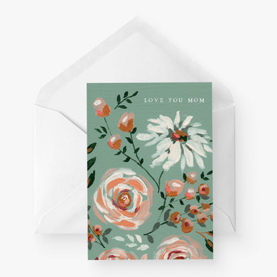 Greeting Card | Love you Mom