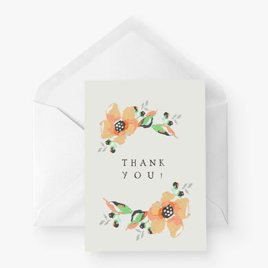 Greeting Card | Thank you