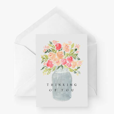 Greeting Card | Thinking of you