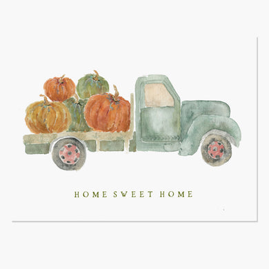 Fall Print | Home Sweet Home