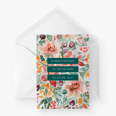 Greeting Card | Wedding Day