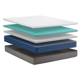 "10"" Latex Memory Foam - Firm"