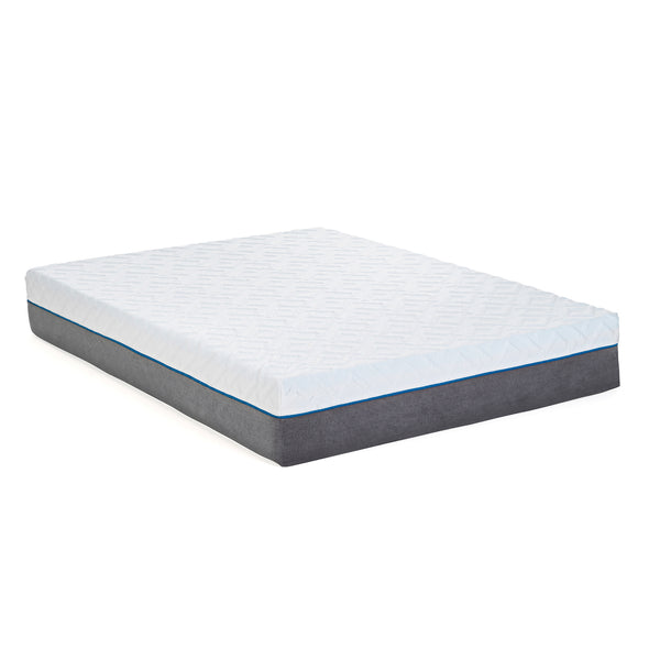 "12"" Gel - Plush - Memory Foam Mattress"