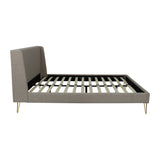 Zoey Upholstered Bed Frame