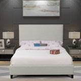 Madison Upholstered Bed Frame